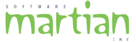 Martian Software, Inc. logo